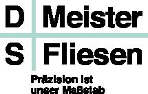 DS-Meisterfliesen – Präzision ist unser Maßstab Logo